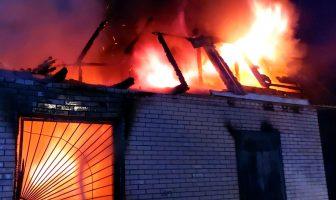 пожежа магазин в с. Заворичі