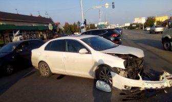 ДТП аварія на вул. Київська 13 жовтня