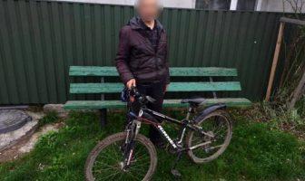 Вкрав велосипед в Калинівці