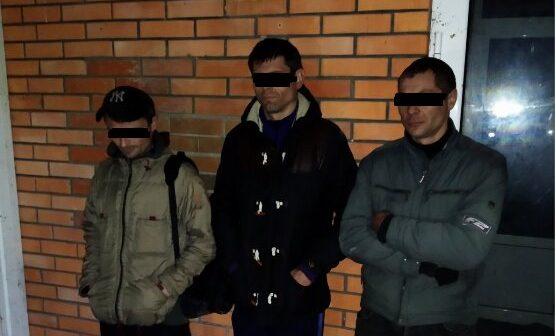 Розбирали оргтехніку на Торгмаші: «комконівці» виявили та допомогли затримати крадіїв