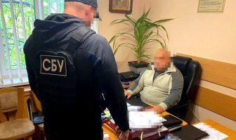 СБУ викрила керівництво Броварського управління Держпродспоживслужби Ситюк