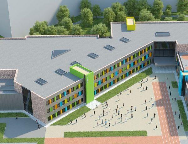 Поліція розслідує розкрадання в особливо великих розмірах на будівництві 10-ої школи