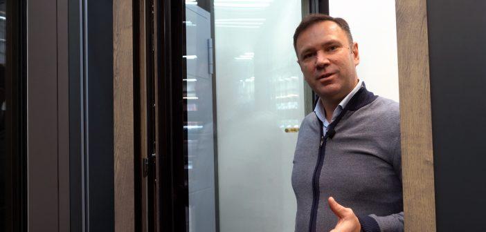 Двері від Talisman – сучасно, якісно, оригінально. Відео