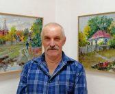 У Броварах презентували виставку відомого в світі художника Сергія Кривенка