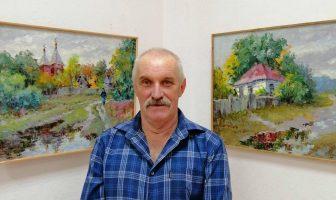 виставка художник Кривенко