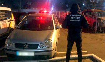 Поліція затримала автомобільних крадіїв