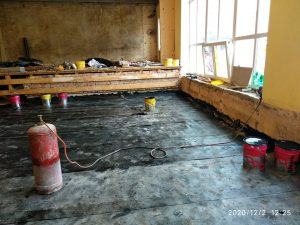5 школа, ремонт