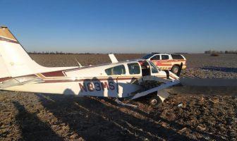 Впав літак поблизу Гоголева