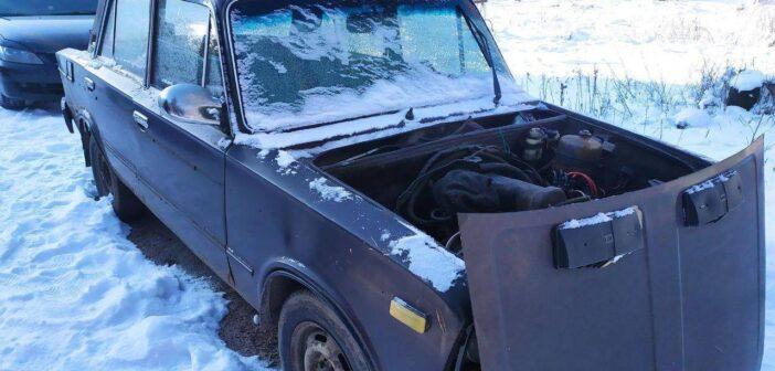 Викрав автівку«буксиром»: у Броварах поліція затримала злочинця