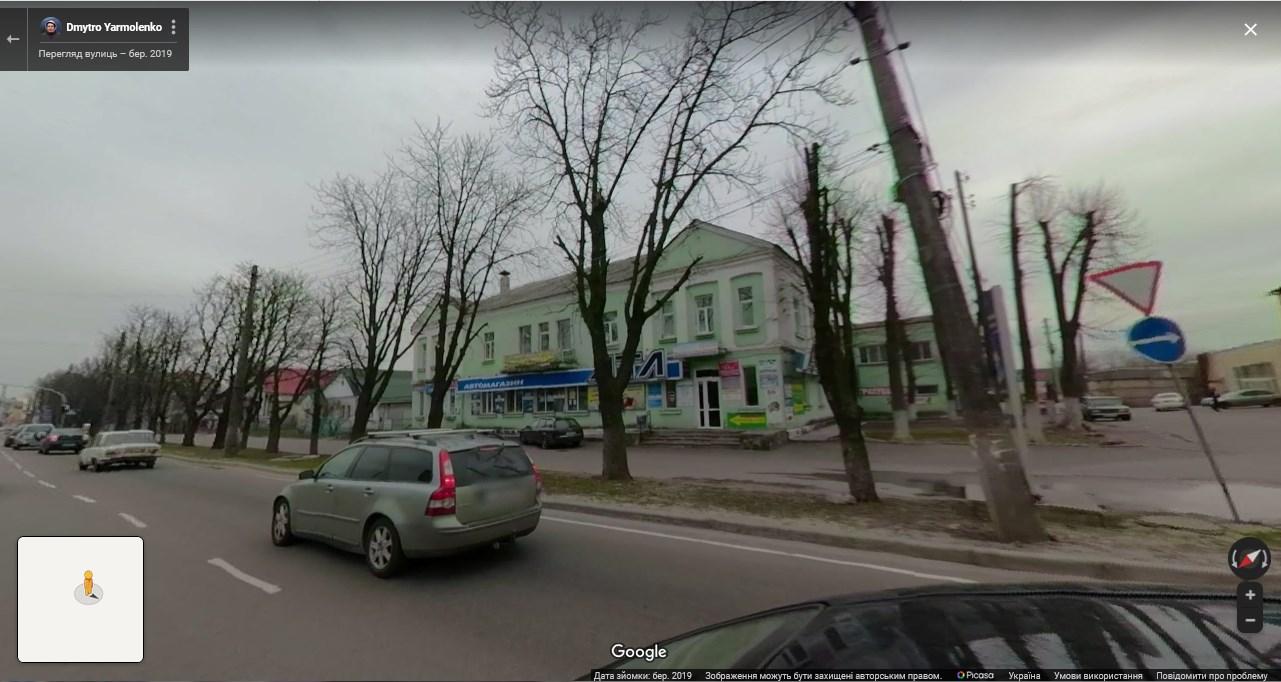 ВУл. Київська, 154