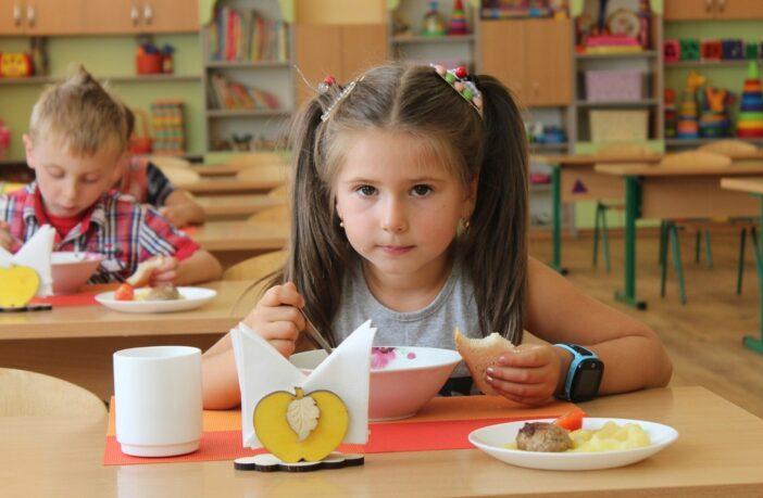 Харчування дитячий садок