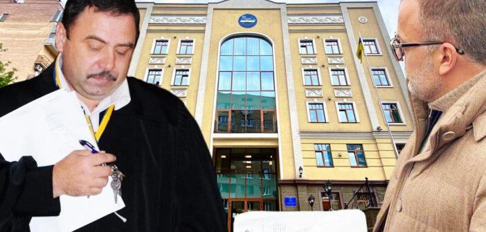 Георгій Біркадзе поскаржився у Вищу раду правосуддя на броварського суддю Телепенька