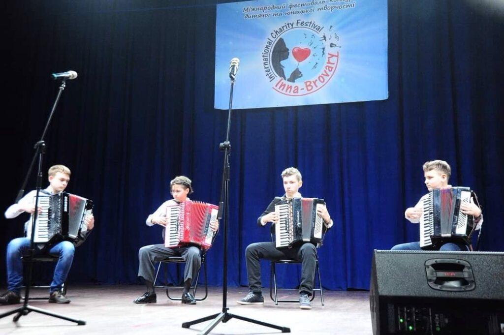 благодійний концерт «Разом за життя!» 26.02.2021 Фото - музична школа