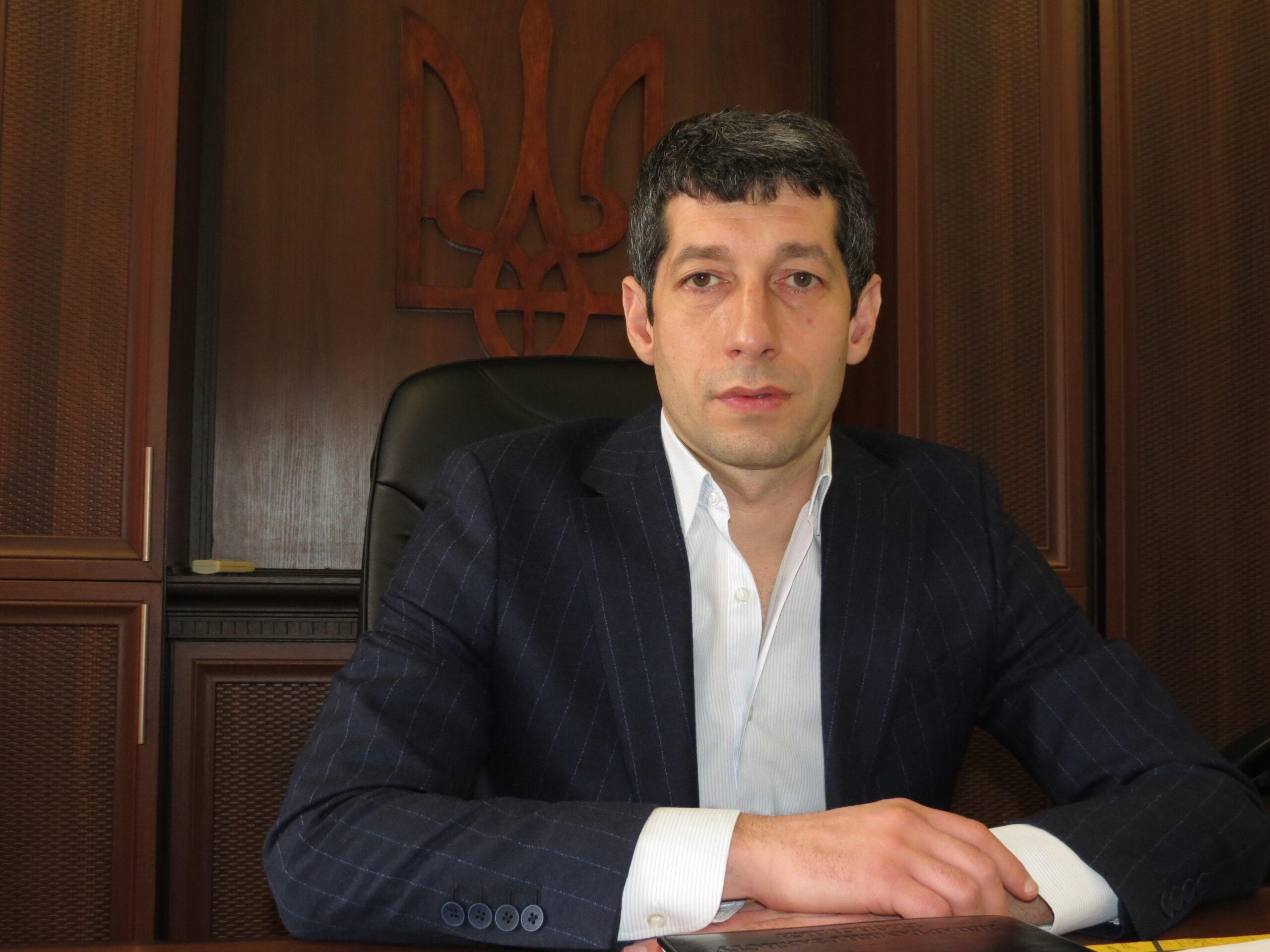 Астаф'єв Андрій Андрійович – начальник Броварського районного управління поліції