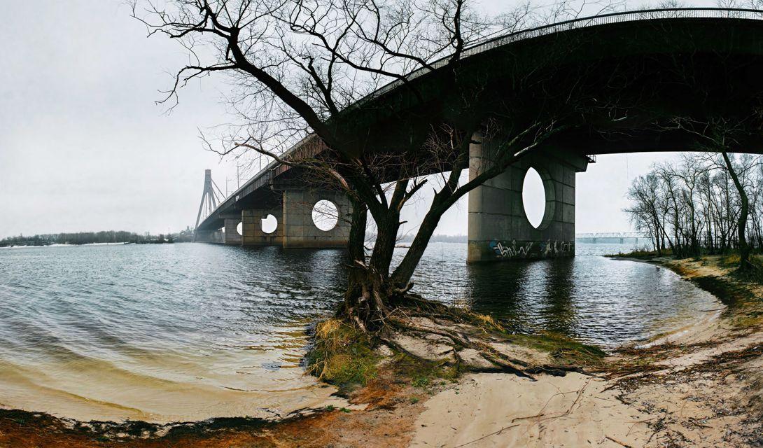 Опори Північного мосту