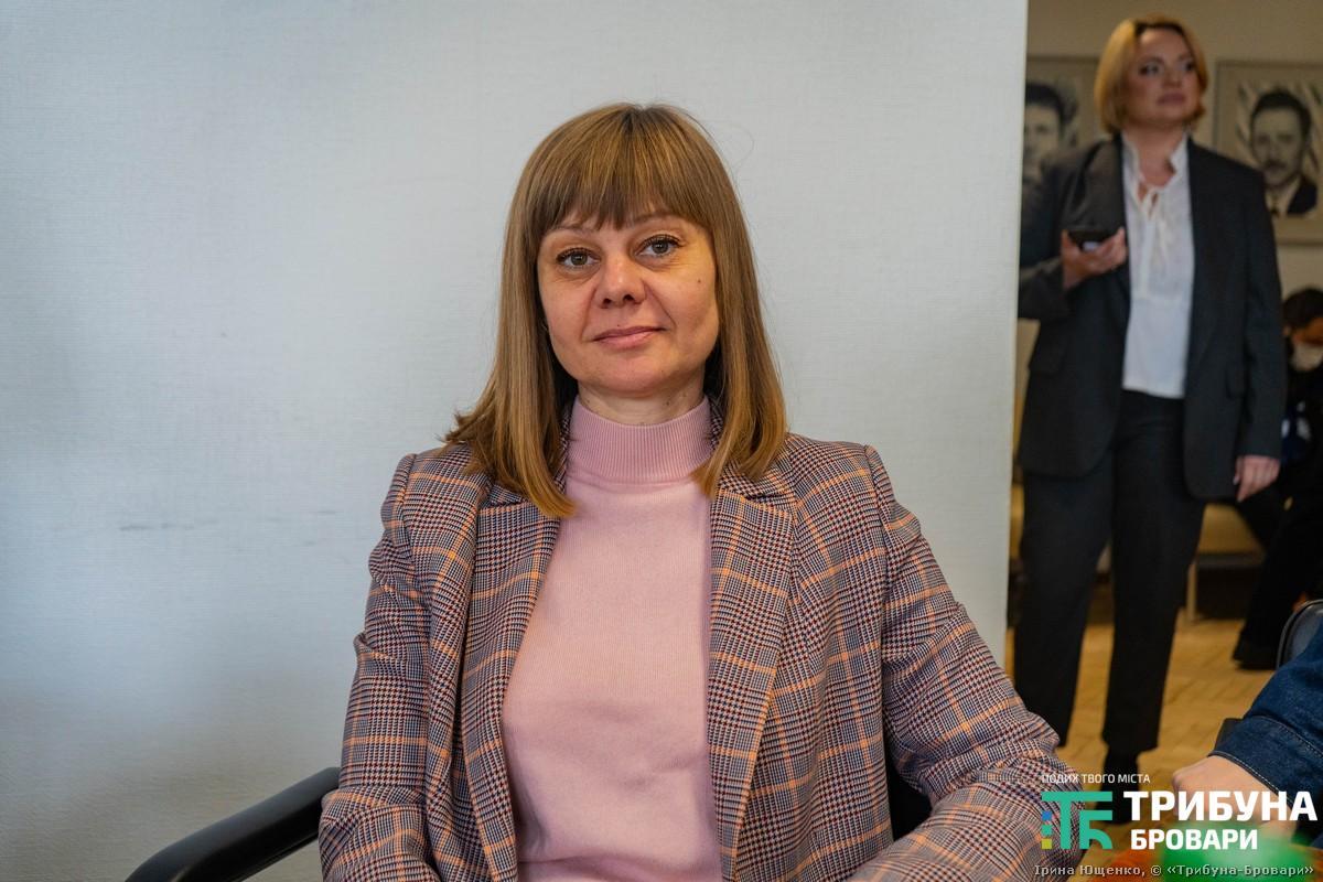 Світлана Потрясаєва