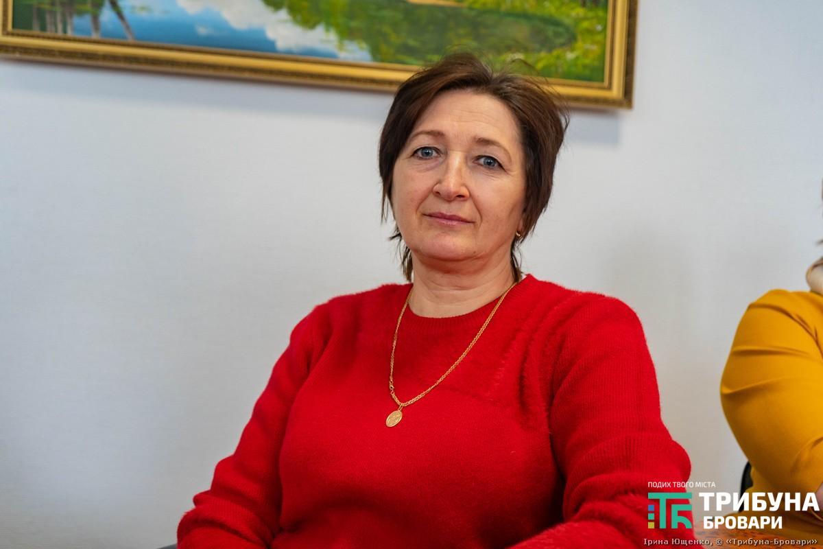 Людмила Темченко