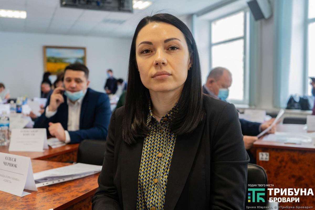 Тетяна Троценко