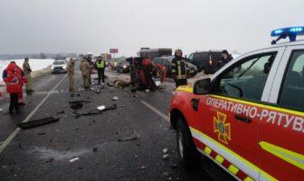 ДТП, аварія, на трасі, 2 загиблих