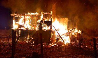 пожежа у Заворичах із загиблим 28.02.2021