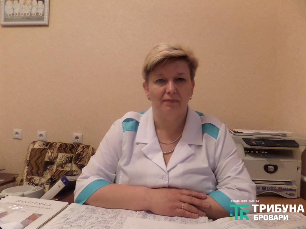 Марія Островерха