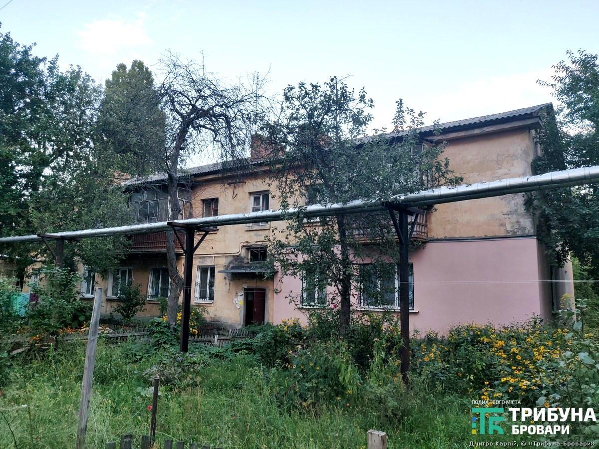 Будинок Осьмаків