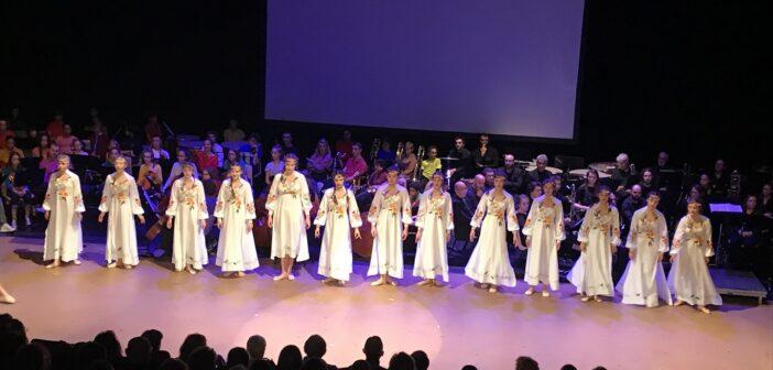 У Броварах покажуть благодійний концерт «Разом за життя»