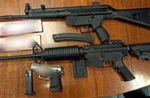 зброя, домашнє насилля