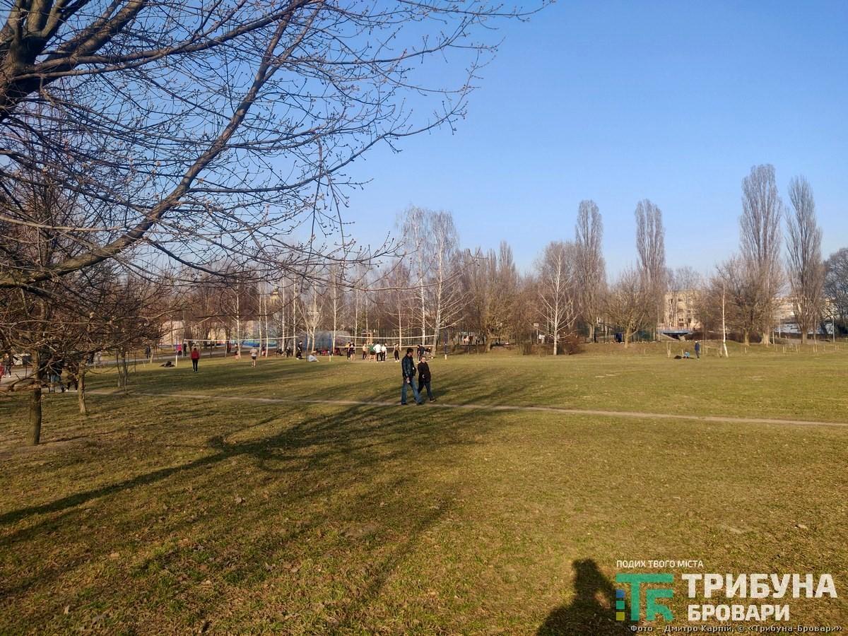 """Парк """"Перемога"""": зона атракціонів"""