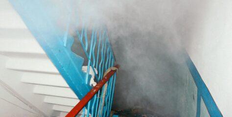 У Броварах на Симона Петлюри, 16-Г протягом місяця – друга пожежа