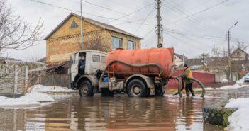У Броварах на перехресті вул. Зазимський шлях і Полуботка побудують зливову каналізацію