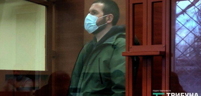 Броварський суд випустив експоліціянта Михайла Лудченка, який п'яним на смерть збив жінку. ФОТО, ВІДЕО