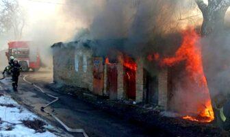 Пожежа на Воїнів-афганців, 7-А