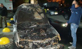 Підпал автомобіля журналіста