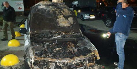 Суд закрив справу обвинуваченого в підпалі в Броварах автомобіля журналістів «Схем»
