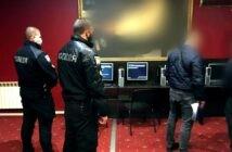 У Броварах викрили 2 гральні заклади. Фото - поліція