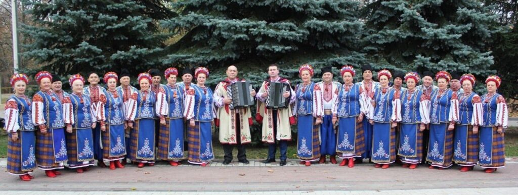 Народний аматорський хор «Криниця», фото - відділ культури