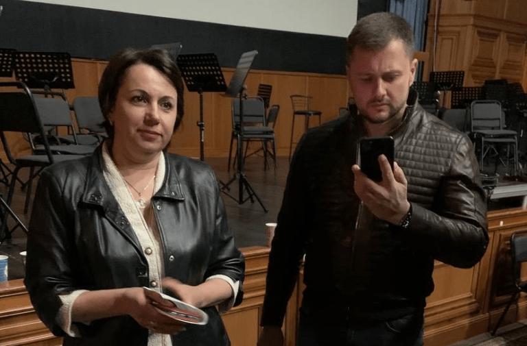 Семенова і Добрянський