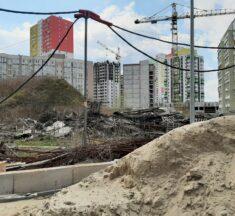 Замість садочка біля ЖК «Діамант» збудують житлову багатоповерхівку – рішення сесії. ФОТО