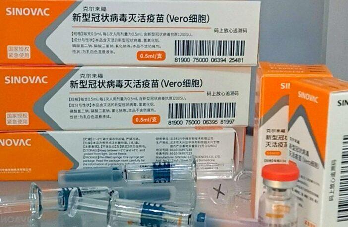 вакцина CoronaVac в Україні