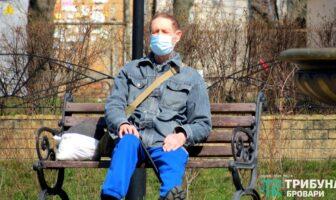 Людина в масці, карантин, фото - Захар