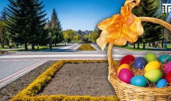 Бровари, Пасха, Великдень, колаж - Захар