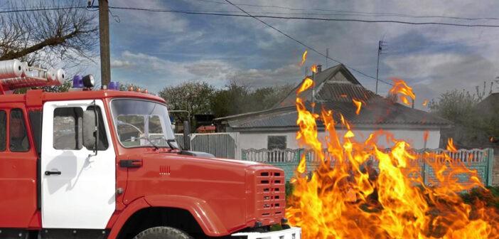 У Калинівці під час пожежі в будинку загинув чоловік. ФОТО +18
