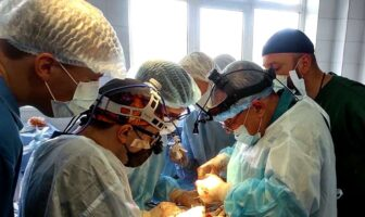 трансплантація нирки Олегу
