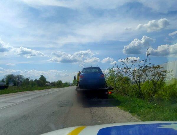 Нетверезі водії намагалися підкупити працівників броварської поліції. ФОТО