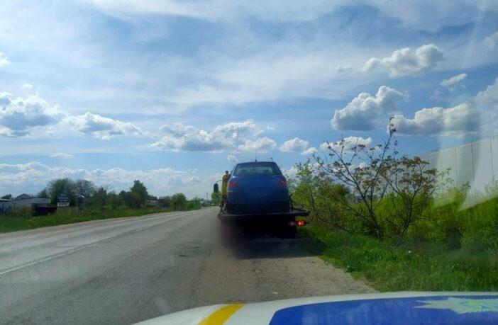 Хабар полісменам у Красилівці, фото - поліція