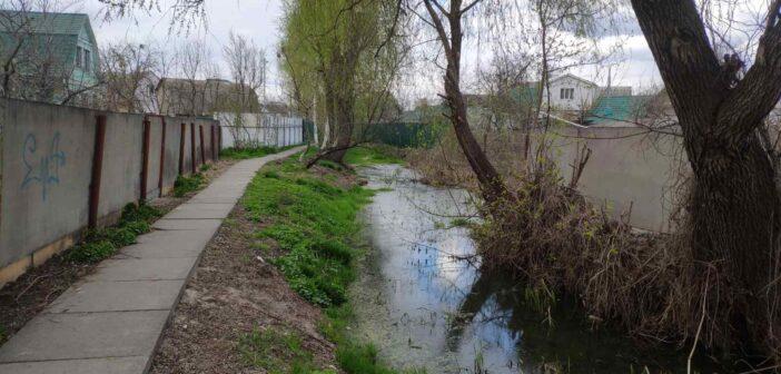 Збережемо місцеву річку Дарниця для нащадків