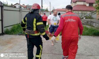 У Княжичах хлопчик впав в каналізаційний люк, фото - ДСНС
