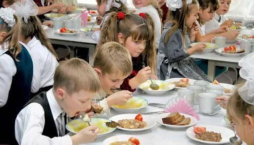 харчування в школах