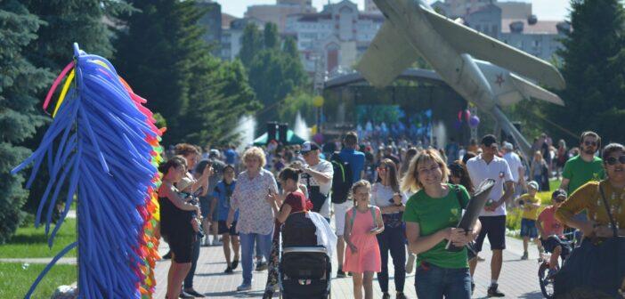 Щоп'ятниці та щосуботи в броварському парку «Перемога» – літні розваги